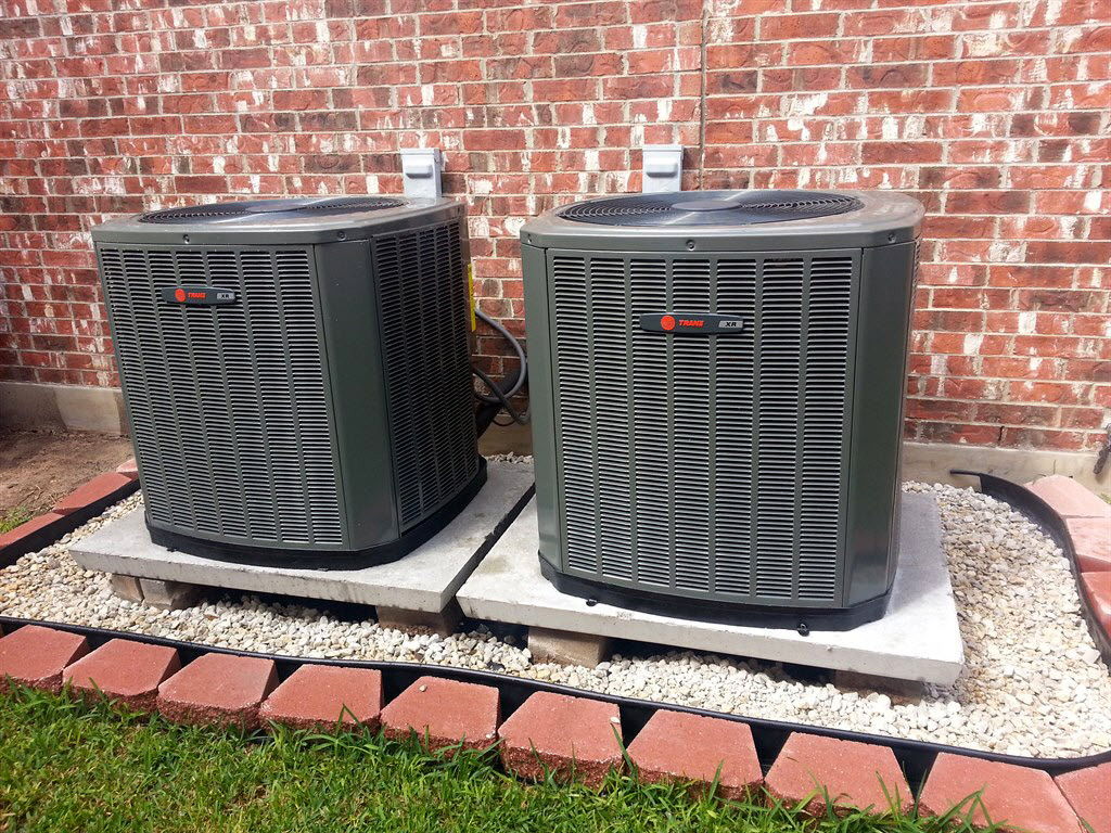 Trane heating and air conditioning systems